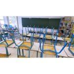 Crèches et écoles fermées jusqu'au 26 avril <br>Collèges et lycées fermés jusqu'au 3 mai